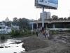 Популярное место под мостом на Пионерской