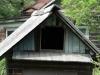 Дачные зарисовки. Крыша бани