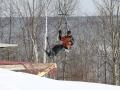 ГЛК Холдоми. Счастливый лыжник