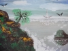 Море и скала
