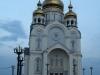 Храм на Площади Славы, Хабаровск