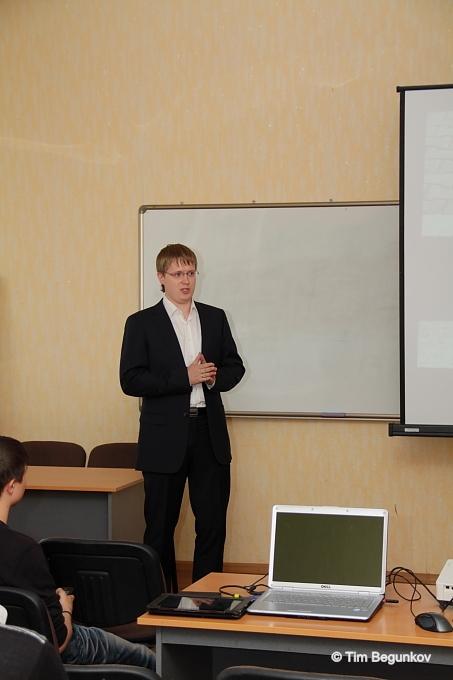 Александр поделился своими успешными проектами в области защиты гражданских прав и их освещением на страницах своего блога в ЖЖ.