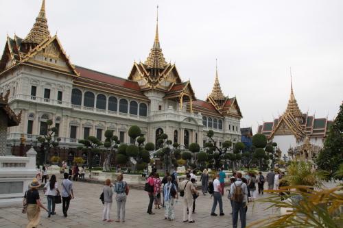 Тайланд.Бангкок. Королевский дворец