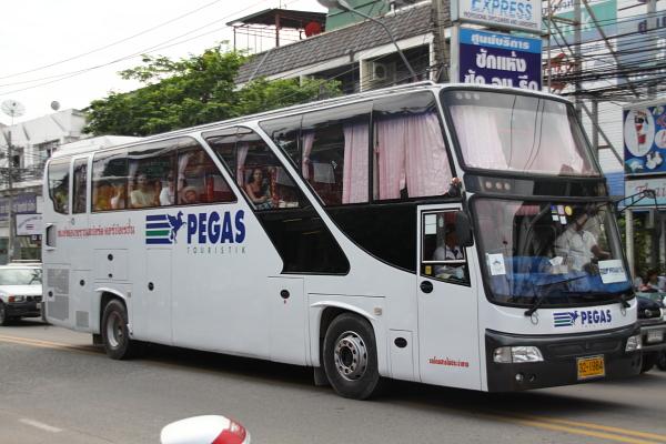 Тур автобус Пегаса