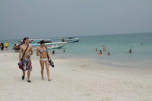 На острове Самет. Тайланд