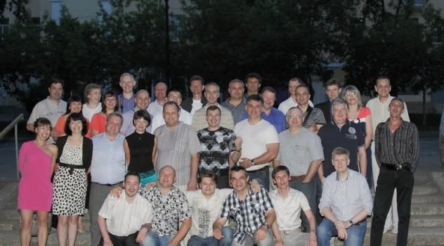 Выпуск ХГТУ 93-го года