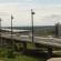 Автомобильное движение на Амурском мосту
