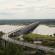 Автомобильно-жлезнодорожный мост через р. Амур у Хабаровска